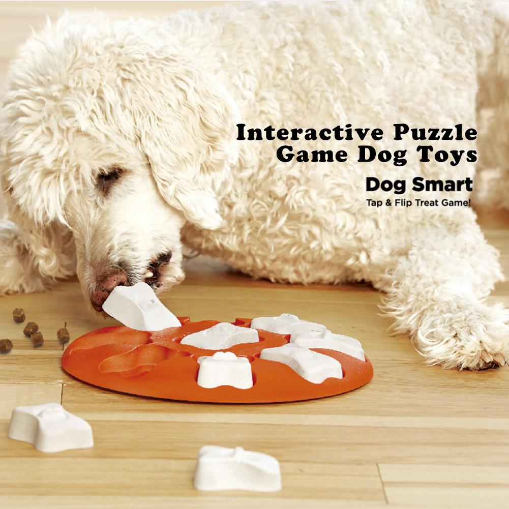 Interactive Puzzle Game Dog Toys