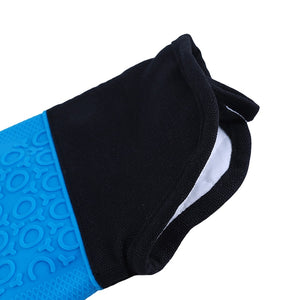Oven Mitts with Quilted Liner