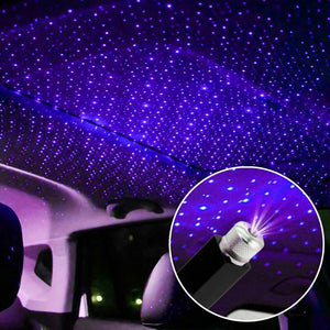 Car Roof Star Night Light