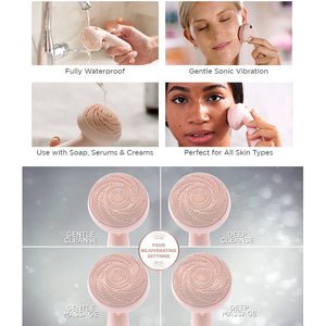 Cleanse Silicone Face Scrubber and Cleanser