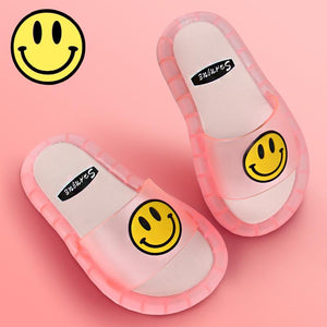 Smile LED Light Soft Base Slipper