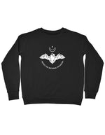 Load image into Gallery viewer, Protect Our Nocturnal Pollinators Sweatshirt