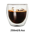 Load image into Gallery viewer, Double Wall Insulated Glasses Espresso Mugs