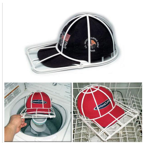 Baseball Cap Cleaning Storage Bag