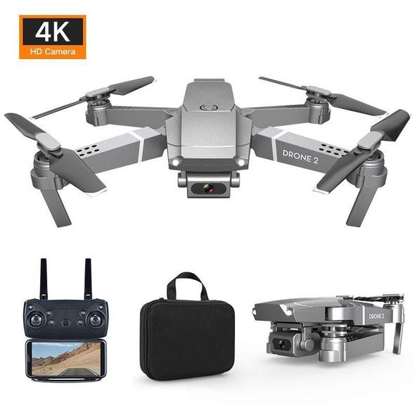 DroneⅡ The Latest Smart Foldable RC Drone With HD Camera and App Control