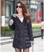 Load image into Gallery viewer, Dream Winter Land Hooded Jacket
