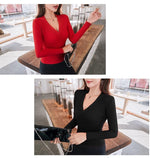 Load image into Gallery viewer, Women's Pullover Casual Slim Bottoming Sweaters