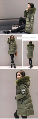 Load image into Gallery viewer, Forever Warm Hooded Long Coat