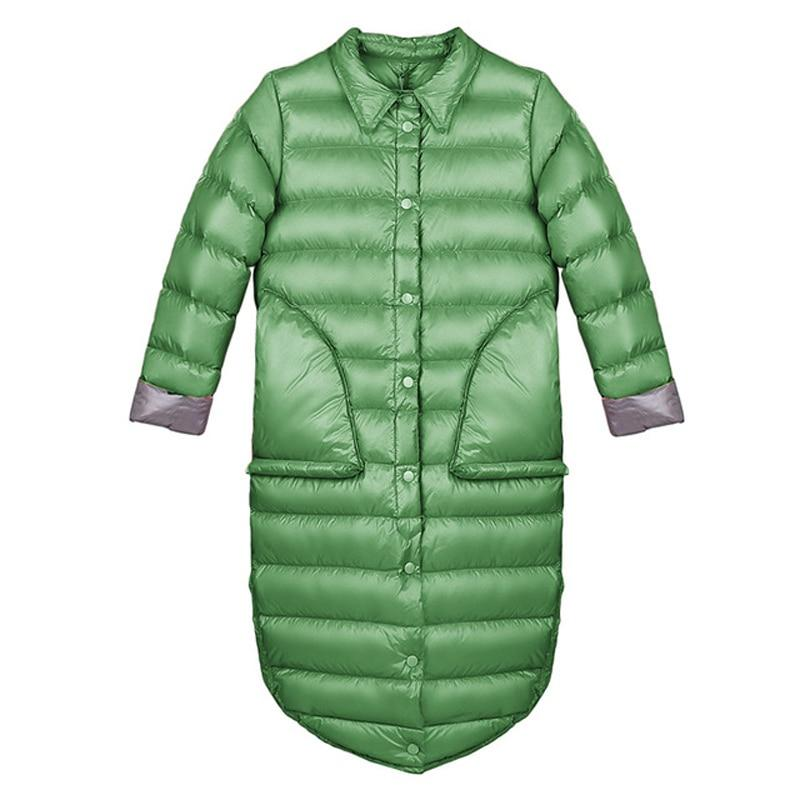 Lockdown Warmth Padded Warm Coat