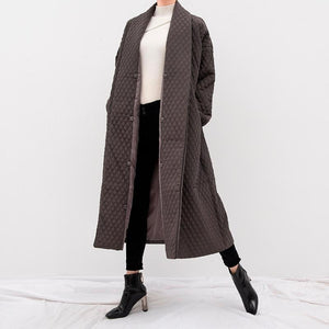 Ready For Winter Long Trench Coat