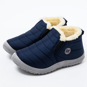 Men's Lightweight Waterproof Winter Shoes