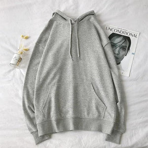 Too Relaxed Oversized Hoodie