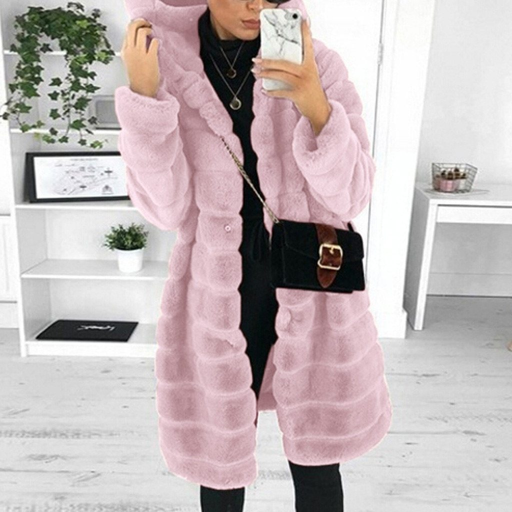 Far From Cod Teddy Coat