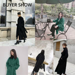 Load image into Gallery viewer, Pure Elegance Wool Blend Coat