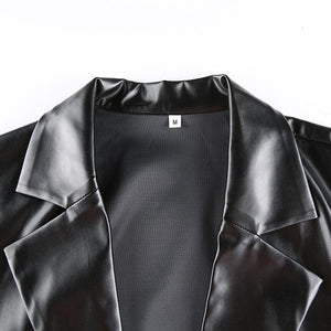 Boss Lady PU Leather Jacket