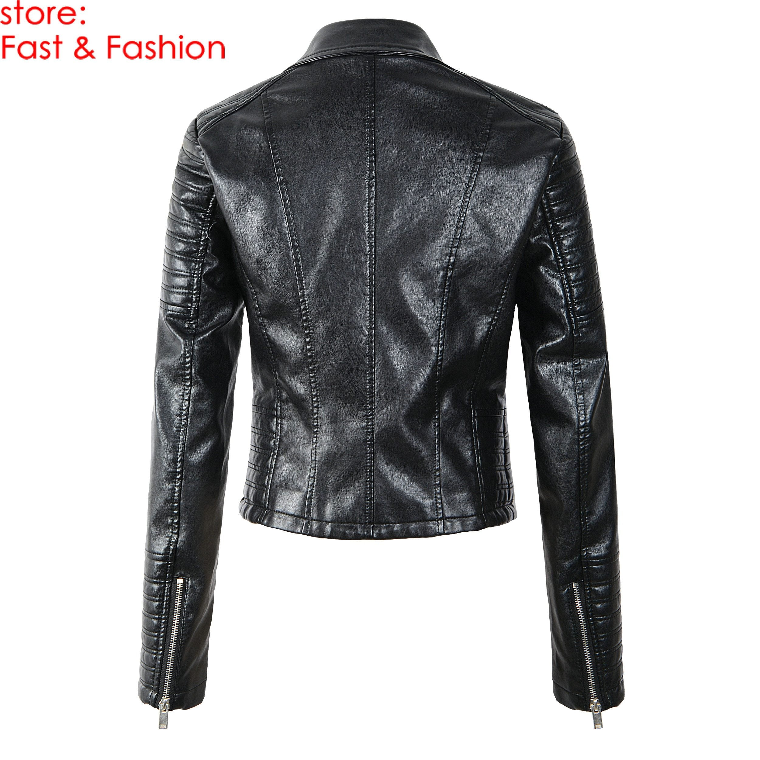 Taking A Trip Leather Jacket