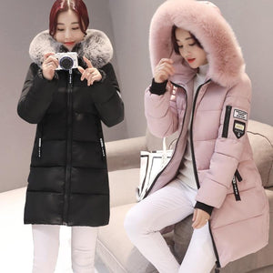 Forever Warm Hooded Long Coat