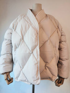 High Standards Padded Jacket