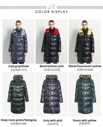 Load image into Gallery viewer, Cushion The Warmth Hooded Coat