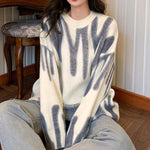 Load image into Gallery viewer, Women Winter Loose Long Sweater