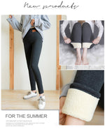 Load image into Gallery viewer, Women Winter Warm Velvet Lined Leggings