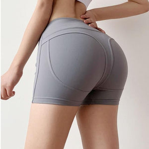 High Waist Bum Enhancing Workout Shorts