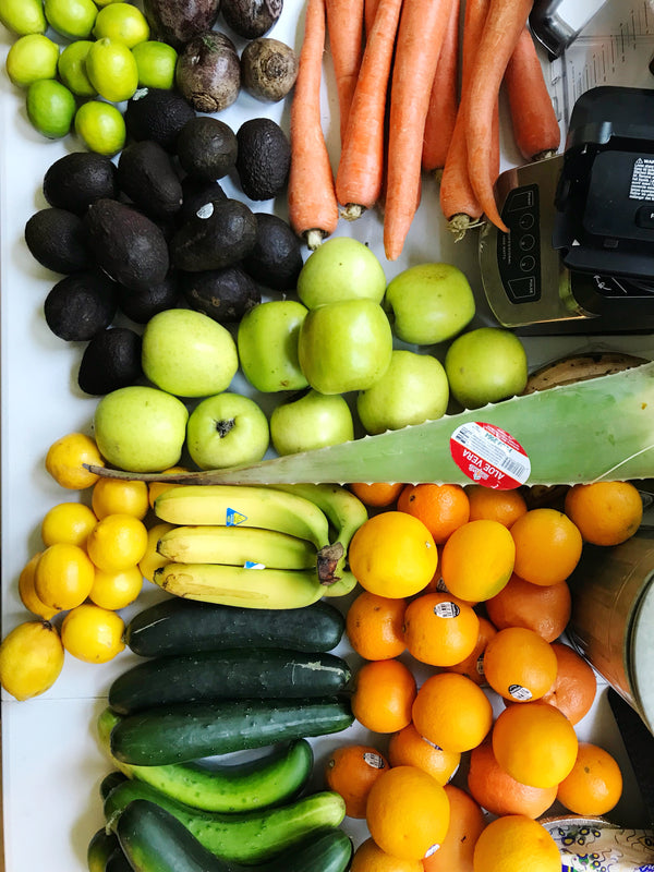 What you need to start your juicing journey