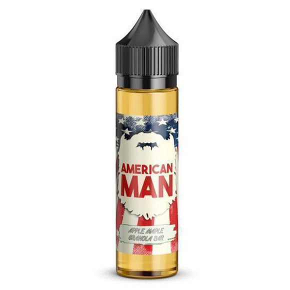American Man - Apple Maple Granola Bar E Liquid-Fogfathers