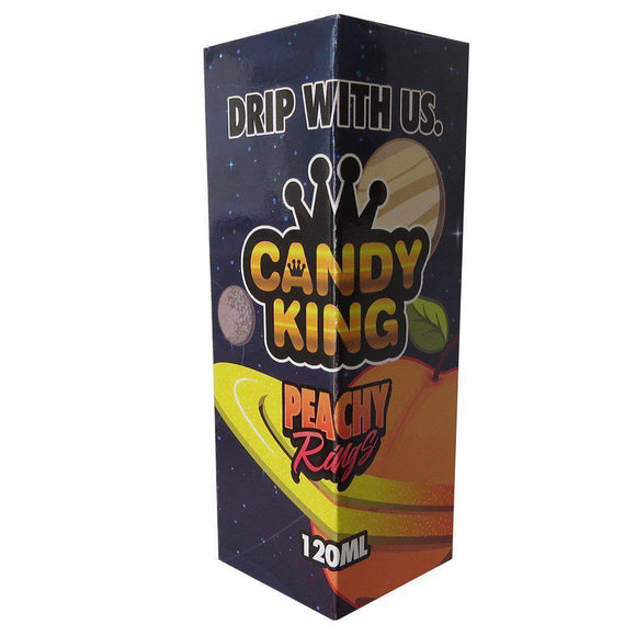 Candy King - Peachy Rings E Liquid-Fogfathers