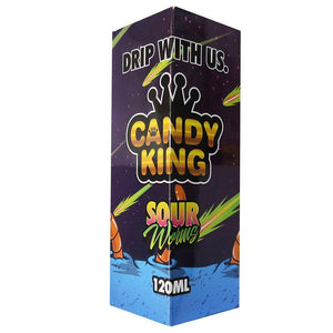 Candy King - Sour Worms E Liquid-Fogfathers