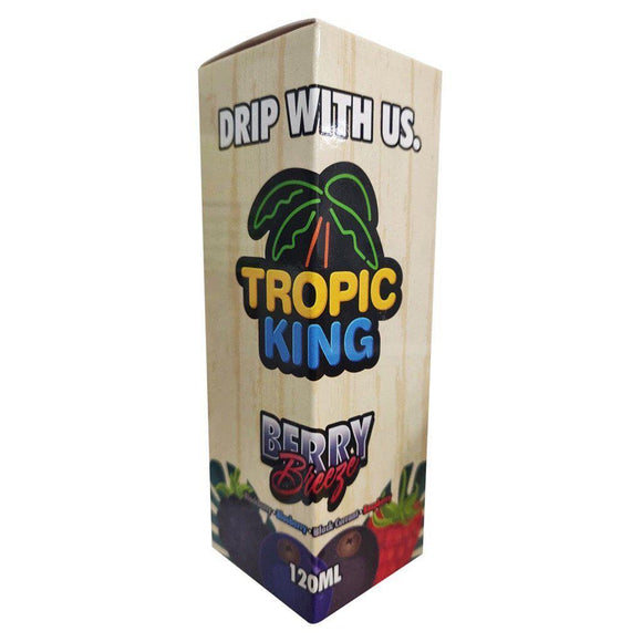 Candy King - Tropic King Berry Breeze E Liquid-Fogfathers
