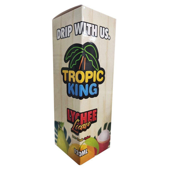 Candy King - Tropic King Lychee Lava E Liquid-Fogfathers