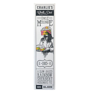 Charlies Chalk Dust - Uncle Meringue E Liquid-Fogfathers