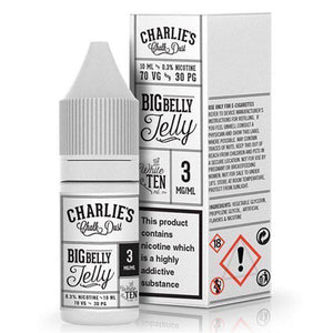 Cosmic Charlies Chalk Dust - Big Belly Jelly E Liquid-Fogfathers