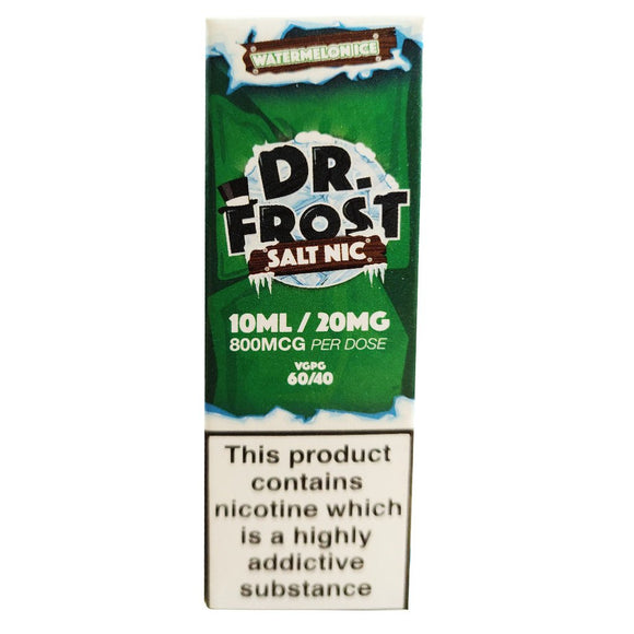 Dr Frost Nic Salts - Watermelon Ice