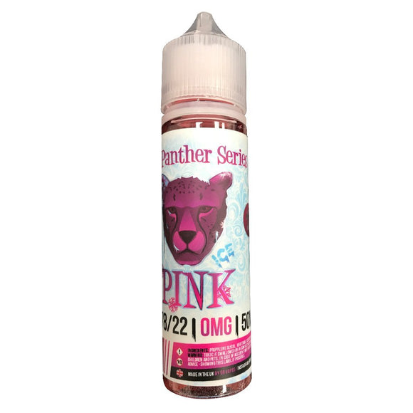 Dr Vapes - Pink Panther Ice E Liquid-Fogfathers