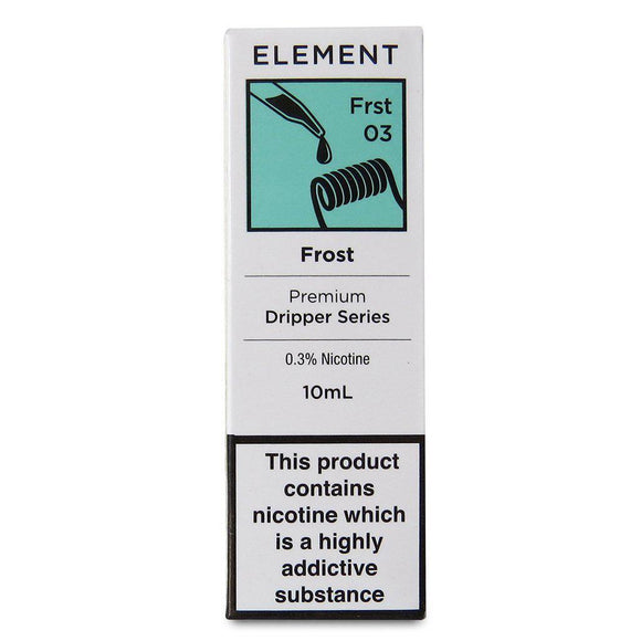 Element - Frost E Liquid-Fogfathers