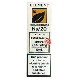 Element Ns20 - Honey Roasted Tobacco E Liquid-Fogfathers