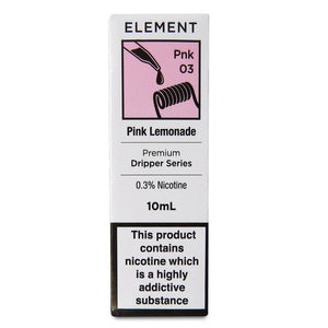 Element - Pink Lemonade E Liquid-Fogfathers