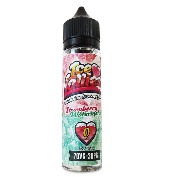 Ice Lollies - Strawberry Watermelon E Liquid-Fogfathers