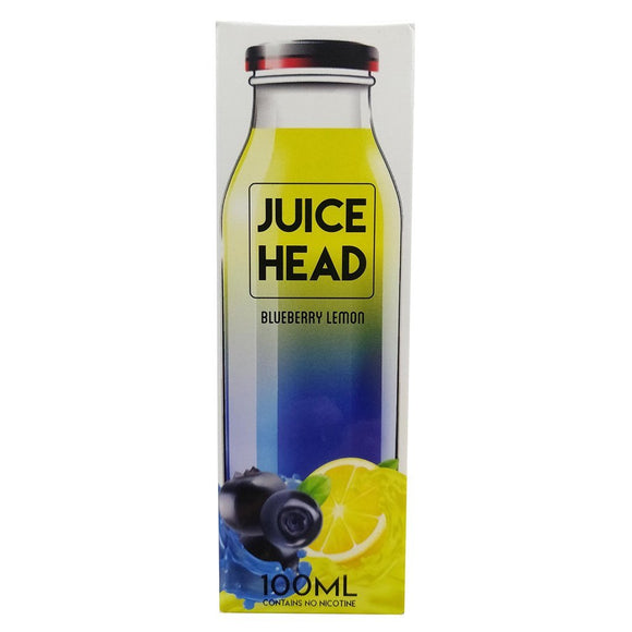 Juice Head - Blueberry Lemon E Liquid-Fogfathers