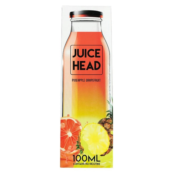 Juice Head - Pineapple Grapefruit E Liquid-Fogfathers