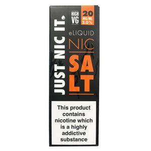 Just Nic It - Nic Salt Nicotine Booster-Fogfathers