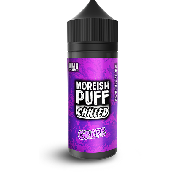 Moreish Puff - Grape Chilled