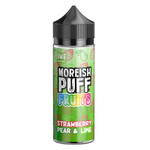 Moreish Puff - Strawberry, Pear & Lime E Liquid-Fogfathers