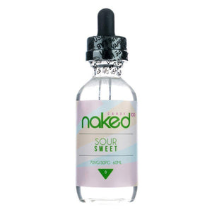 Naked 100 - Sour Sweet E Liquid-Fogfathers