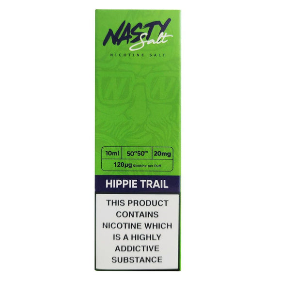 Nasty Juice Nic Salts - Hippie Trail E Liquid-Fogfathers
