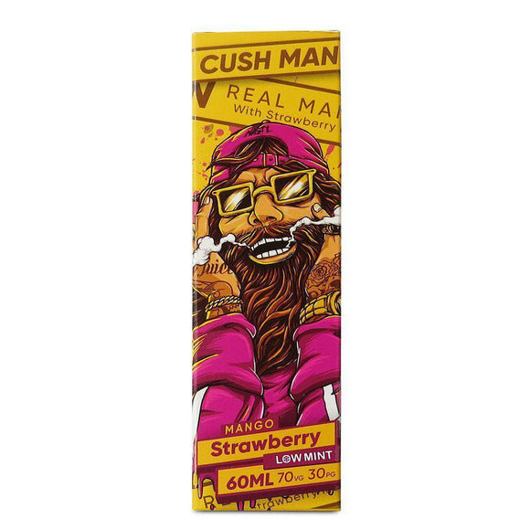 Nasty Juice - Strawberry Cush Man E Liquid-Fogfathers