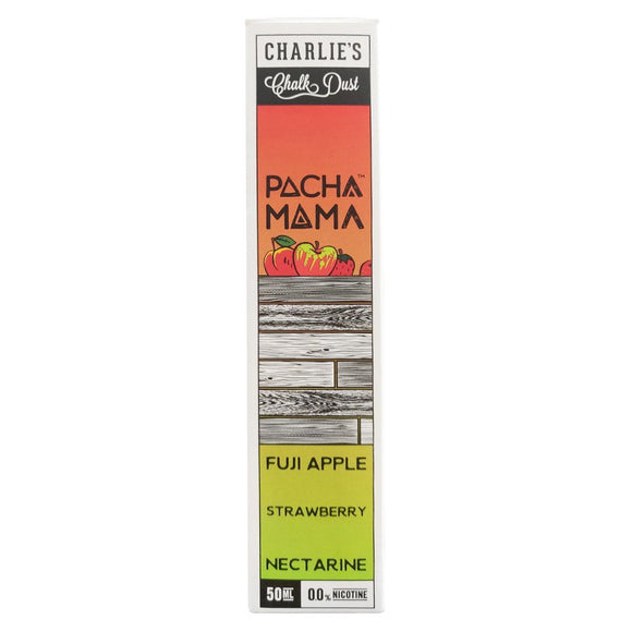 Pacha Mama - Fuji Apple Strawberry Nectarine E Liquid-Fogfathers