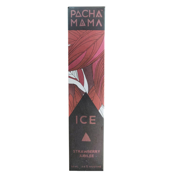 Pacha Mama Ice - Strawberry Jubilee Ice E Liquid-Fogfathers